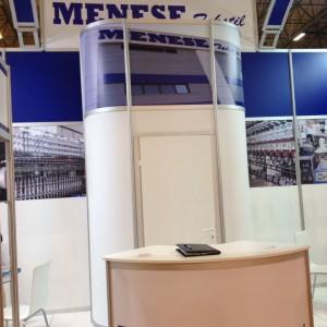 İstanbul iplik fuarı 2017 Menese Tekstil Standı