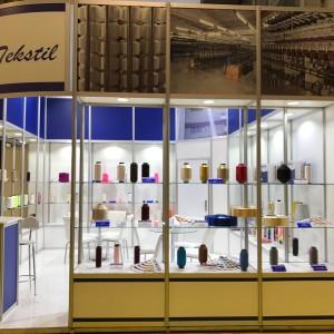İstanbul İplik Fuarı 2018 Menese Tekstil